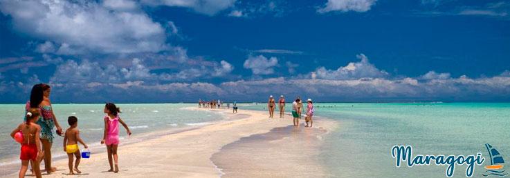 Praias Maragogi Alagoas